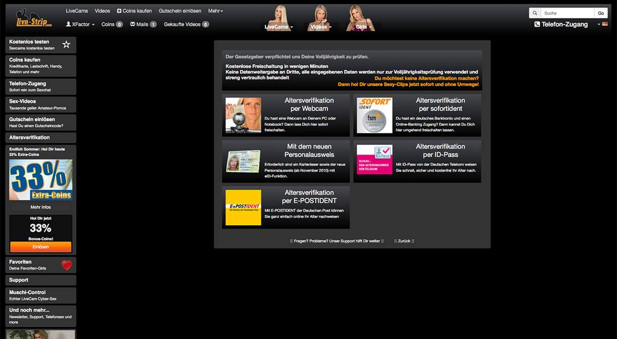 Live-Strip.com AVS