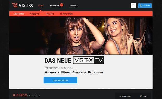VisitX TV