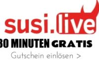 susi.live gutschein-code